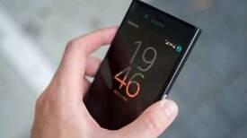 Sony xz premium mobile phone