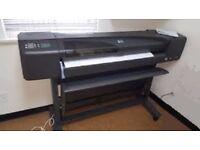 HP Designjet 800 Printer / Plotter