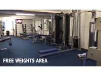 whole gym for sale