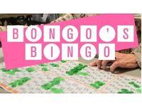 Bongos Bingo Tickets Newcastle 30/5/2018