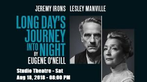 Long Day's Journey Into Night Tickets - Aug 18, Saturday