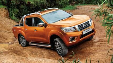 WRECKING NP300 NISSAN NAVARA'S ST, STX, RX ALL MODELS ALL PARTS Wingfield Port Adelaide Area Preview