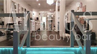 Lash Bed or medical aesthetician Rental inside busy beauty bar