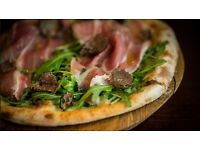 Pizza Chef for new Restaurant Shoreditch