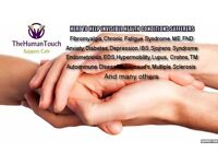 TheHumanTouch Support Cafe For Invisible health conditions