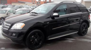 2010 Mercedes-Benz M-Class ML 350 AMG Package SUV, Crossover