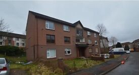 A 3 bedrooms flat available for rent in Motherwell.