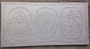 "6""x12"" Cream Ceramic Tiles made in Brazil"