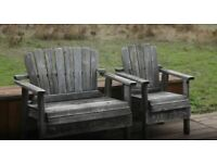 Garden furniture to give away im leaving the country in the next few days