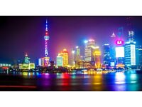 Would you like to teach music in China?