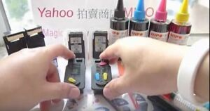 Ink Refill Service - Canon HP BROTHER Epson Printers