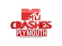 2x tickets for mtv crashes Plymouth Thursday 28th