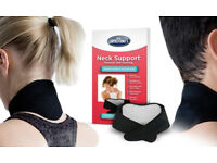 Dr Lutaevono Self-Heating Neck Support RRP £39.95