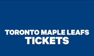 (ALL GAMES LISTED)✸✸2019/2020✸✸✸✸TORONTO MAPLE LEAFS TICKETS
