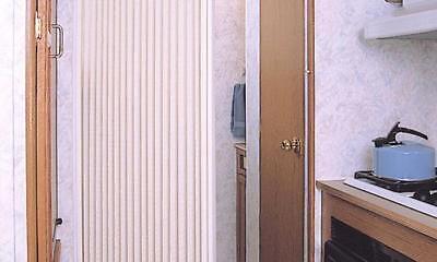 RV Trailer Motor Home Heartland Fabric Vertical Shade Blinds 62 1/2