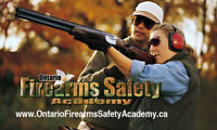 Firearms Safety (PAL) and Hunter Ed Course