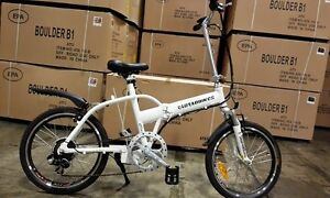 NEW TaoTao Folding Electric Bicycle 350 Watt on Super SALE Now!