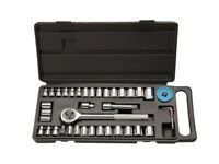 40 Piece Work Expert Socket Wrench Set Free Postage