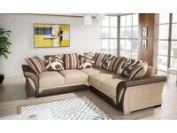 brand new Shannon corner and 3+2 seater sofa available in multiples colors- Order Now