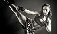 B's fitness kickboxing and muay thai