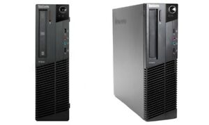 Lenovo Desktop Intel i5, 8GB, 250GB, 10 Pro – Welland