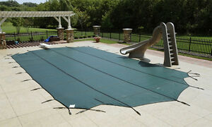 Swimming pool safety covers, winter covers and leaf nets. Cambridge Kitchener Area image 3