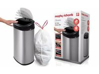 Brand New Sensor Bins - Morphy Richards 42L Sensor Bins