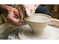 I have a well equipped pottery / artist / ceramics workshop studio to share in north London
