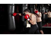 Boxing training / fitness