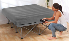 Inflatable Double Bed With Frame