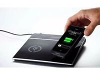 Dual Wireless Inductive Mobile Phone Charger Brand New Boxed