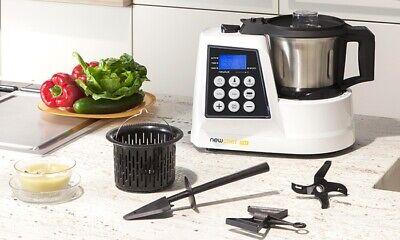 New Chef Mix 7245 Robot Cucina Multicooker Multifunzione Cottura 2 Litri 1300 W
