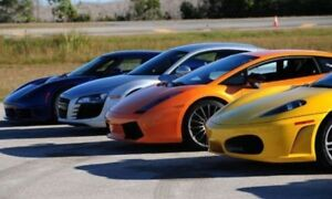 1 Hour Liberty Exotic Car Test Drive