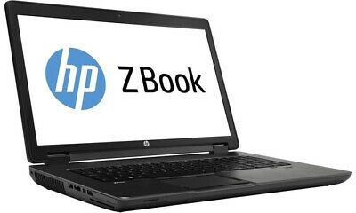 HP Zbook 17 G3 Core i7 6820qm @ 2.7GHZ/32GB RAM/512GB SSD/Nvidia/Win 10/Grade A!