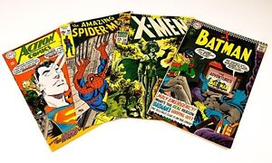 COMIC BOOKS 200 available 80s 90s 2000s