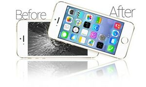 *SPECIAL* IPHONE Cracked Broken Screen Repair  *EXPRESS SERVICE*