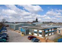 LIGHT INDUSTRIAL/STUDIOS/STORAGE/WORKSHOP FOR RENT in Leeds LS12