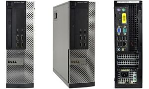 i5-4590, 32 GB RAM, SSD, Windows 10 Pro. Dell Optiplex 7020
