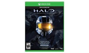 Master Chief Collection MCC Xbox One