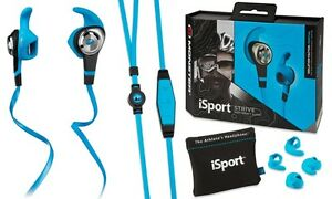 Monster iSPort Strive Earbud Headphones Kitchener / Waterloo Kitchener Area image 4