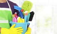cleaning & housekeeping
