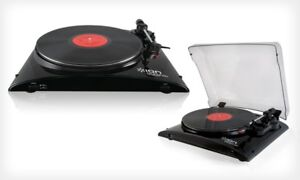 LP Vinyl Conversion Turntable