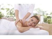 Student need a model to build massage portfolio