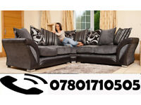SOFA DFS CORNER BRAND NEW THIS WEEK OFFER FAST DELIVERY 076