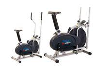Elliptical Cross trainer/Exercise bike
