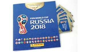 Stickers Panini 2018 échange/trade