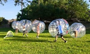 Bubble Soccer at Canteen Destiny!