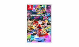 Mario kart Deluxe Edition Switch