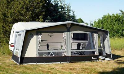 Isabella Commodore DAWN Full Caravan Awning Zinox Carbon X 2020 Model NEW