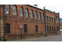 LIGHT INDUSTRIAL/STUDIOS/STORAGE/WORKSHOP FOR RENT in Sheffield S9